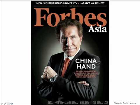 Webinar with Forbes Magazine: How to Shoot Powerful Portraits of Powerful People