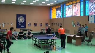 Настольный теннис.Семинар 7.Рубцов,Ливенцов,Тяпкин.
