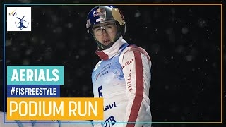 Noe Roth | Aerials | Yaroslavl | 3rd place | FIS Freestyle Skiing