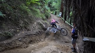 2019 Rotorua Enduro World Series - Practice Carnage
