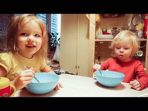 Vlog двоих в сад, интуитивная готовка, день в разъездах - Senya Miro