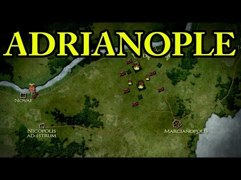 The Battle of Adrianople 378 AD streaming vf