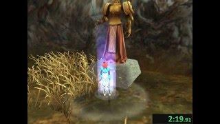 Evergrace PS2 Speedrun Any% NG+ (1:04:09)