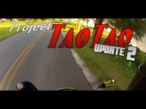 Project TaoTao : Carb & CVT Tuning, Airbox Restriction, & Keihin PD19J Swap  : 50cc Scooter