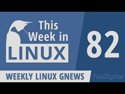 Most Controversial TWinL Ever: RMS, Librem 5, GIMP, Huawei, Microsoft Trust | This Week in Linux 82 thumbnail