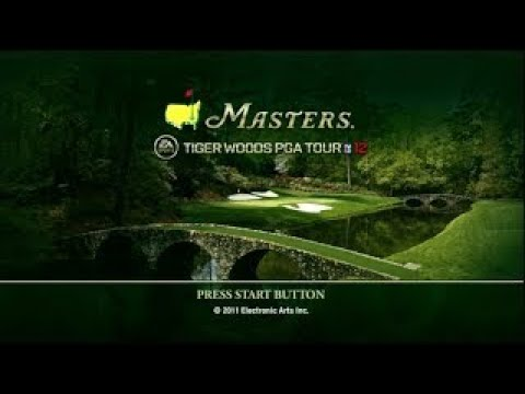 Tiger Woods PGA Tour 12: The Masters - 2 Player Round - Liberty National: Back 9 (12-19-17)
