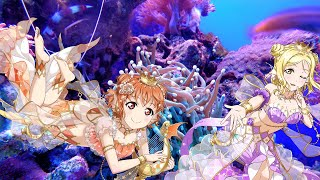 MY BEST FUCKING SCOUT EVER FOR MERMAID CHIKA IN JP LOVE LIVE