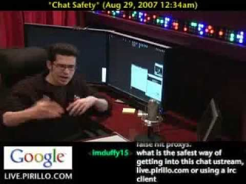 IRC Chat Safety and Security