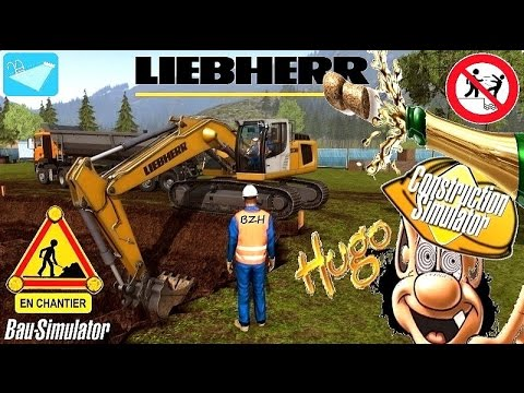 Construction simulator 2015 la piscine du stade 6 part2 for Piscine simulator flex