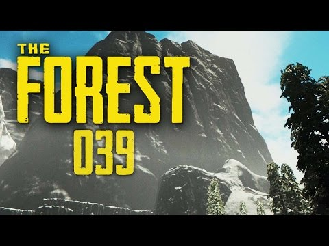 THE FOREST #039 - Expedition in neue Eisgebiete (inkl. unfertiger Level) | Let's Play The Forest