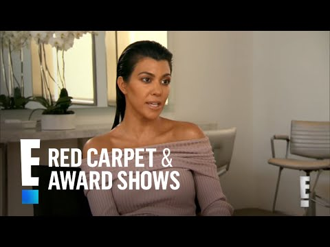 Kourtney Kardashian on Gluten-Free and No Diary Diet | E! Live from the Red Carpet