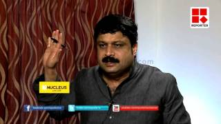 M V Nikesh Kumar Interviews P C George - Close Encounter