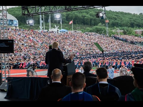 President Trump Liberty University Commencement Speech 2017