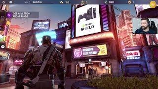 Shadowgun Legends - darmowa gra na androida