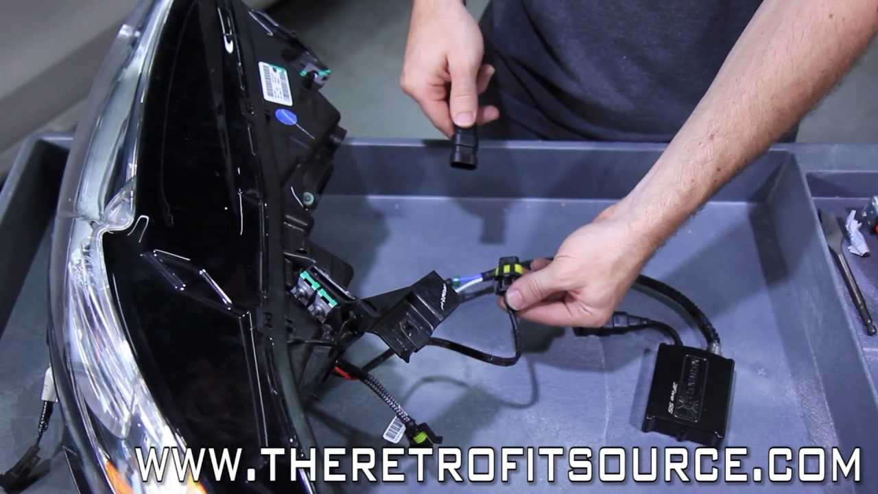 Ford Ballast Resistor Wiring Diagram Trs Tips How To Install Morimoto Elite Hid System With