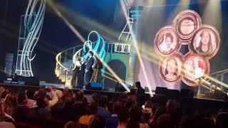 Премия Kinder МУЗ Awards/ ВСТРЕТИЛА ОЛЮ БУЗОВУ!!