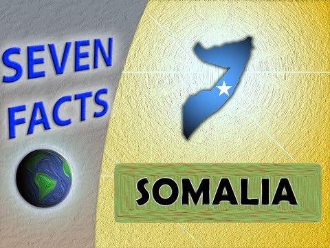 7 Facts about Somalia - YouTube