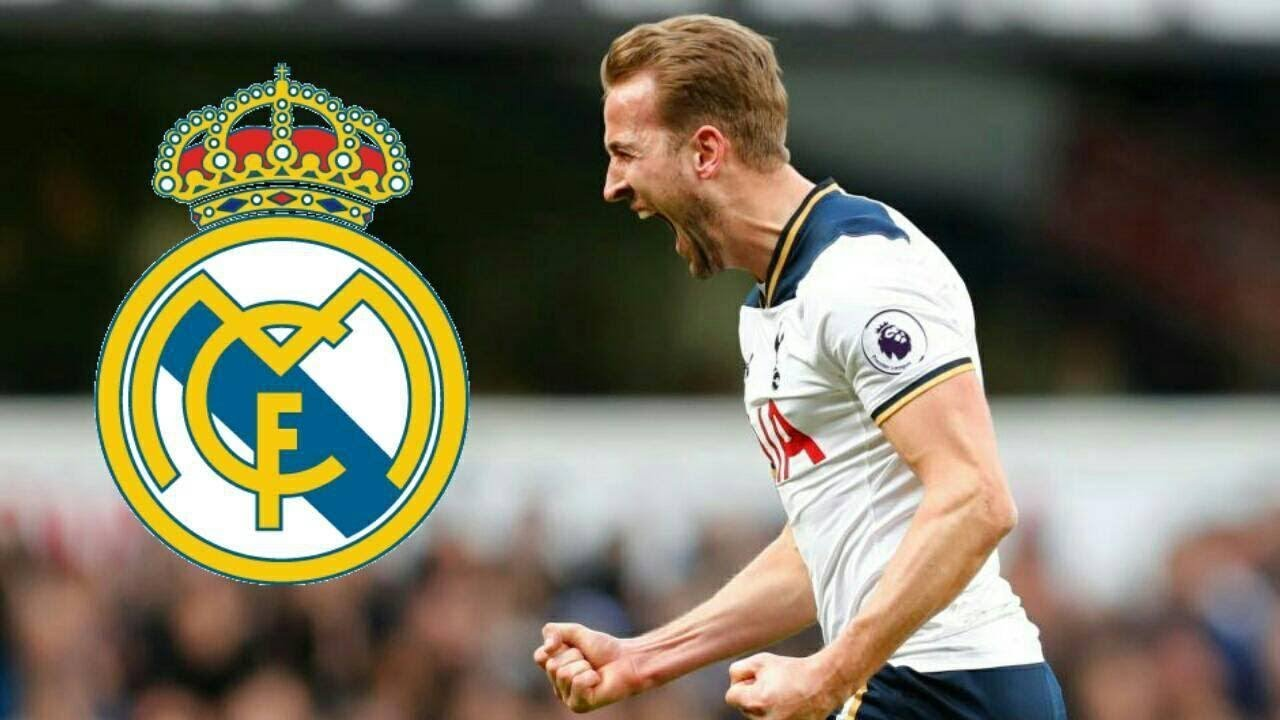Image result for HARRY Kane madrid