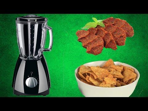 Cipsli ve Çiğ Köfteli İçecek Yaptık - Oha Diyorum Mutfakta