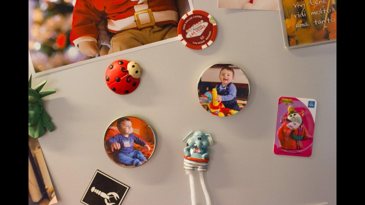 Calamite fai da te bambini personalizzate con foto youtube for Idee camerette bambini fai da te