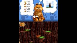 Nintendo DS Longplay [057] Garfield - A Tale of Two Kittens