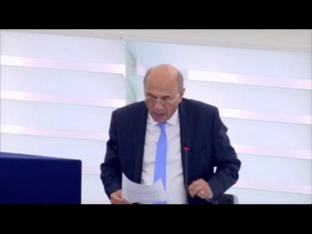 Jean-Luc Schaffhauser sur l'occupation des territoires en Géorgie