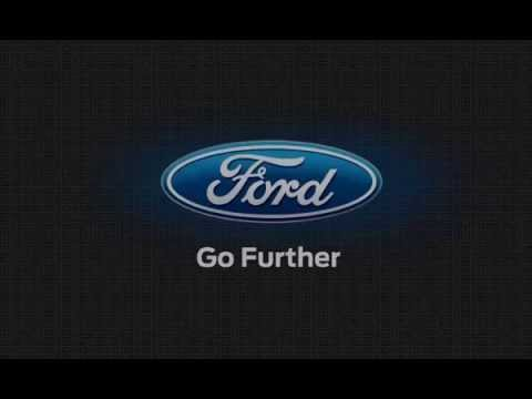 Ford SYNC With Voice Control Touchscreen