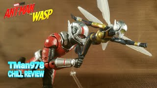 MARVEL LEGENDS ANT-MAN & The WASP CHILL REVIEW