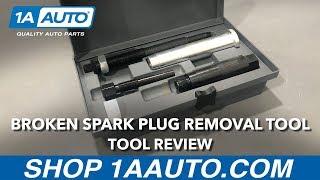 Broken Spark Plug Removal Tool
