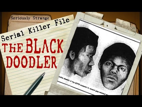 The Black Doodler - UNIDENTIFIED | SERIAL KILLER FILES #11