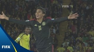 Rivera double lifts Mexico over hosts