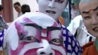 東白川村歌舞伎H25 9
