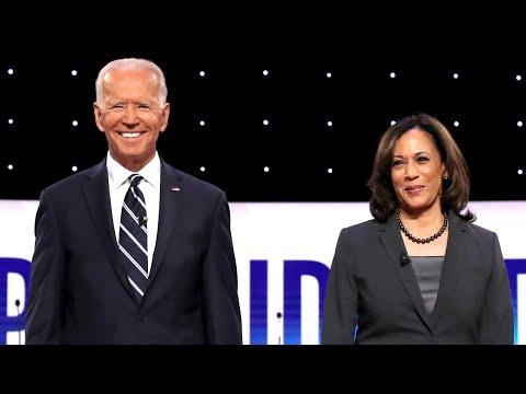 Joe Biden Introduces Kamala Harris as VP Pick., From YouTubeVideos