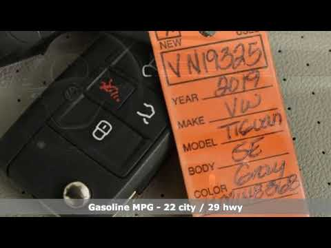 New 2019 Volkswagen Tiguan Atlanta, GA #VN19325