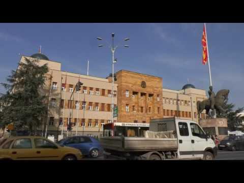 Maqedoni, Zaev refuzon tryezën e Ivanov - Top Channel Albania - News - Lajme