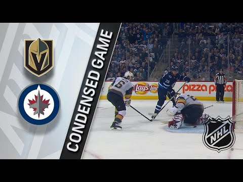 02/01/18 Condensed Game: Golden Knights @ Jets