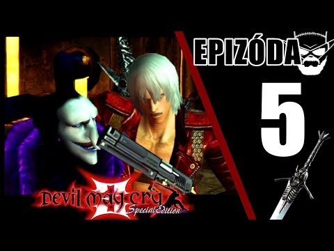 [ BEOWULF BOSS ] ⊳【 Devil May Cry 3 】 / 1080p 60fps / CZ/SK Lets Play / # 5 thumbnail