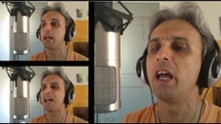 How to sing If I needed someone Beatles vocal harmony breakdown