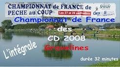 Version intégrale du Championnat de France de pêche des CD à Gravelines en 2008 (durée 32 minutes)