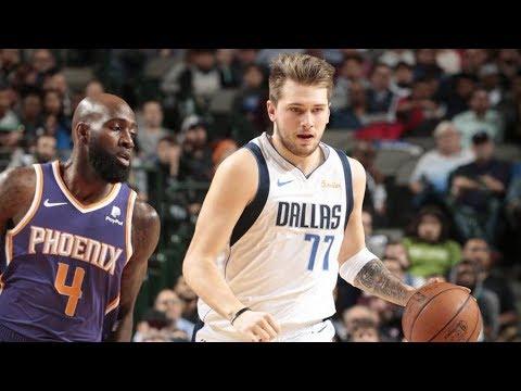 Luka Doncic 30 Pts! DeAndre Jordan Reverse Oop! 2018-19 NBA Season