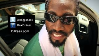 Ginjah - Give Jah Thanks (August 2013) Overdue Riddim - Machete Records - Reggae
