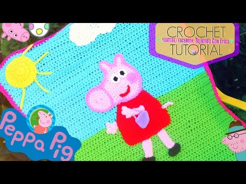 How To Crochet Peppa Pig Purse Bag Free Pattern Tutorial By Marifu6a : [Full-Download] Peppa-pig-toy-crochet-tutorial-pattern