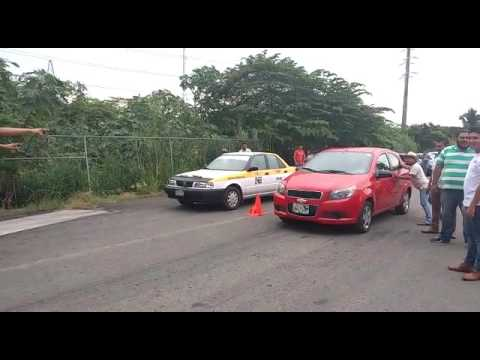 Arrancones Legales Tapachula | Chevrolet Aveo VS Nissan Tsuru