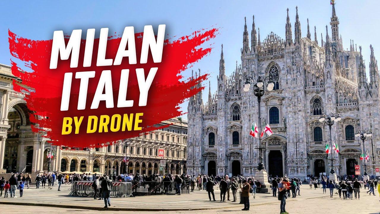 Top Milan Italy Aerials 4k Uhd Youtube