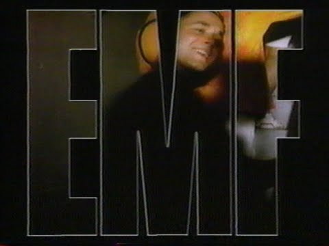 EMF - Unbelievable (Official Music Video)
