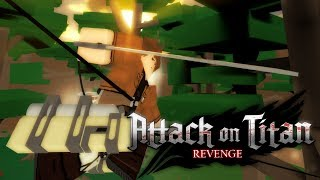Completing the Impossible in Attack on Titan: Revenge! | Roblox