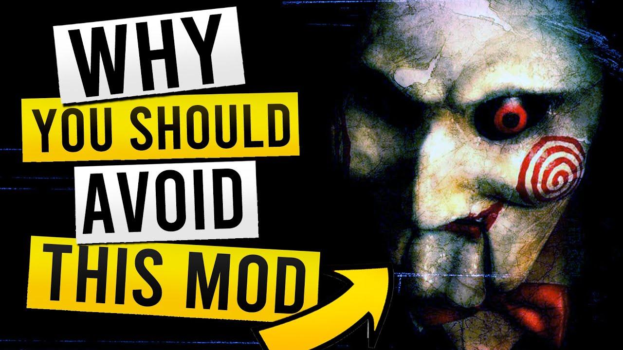 This Skyrim Mod Takes a dark turn! thumbnail