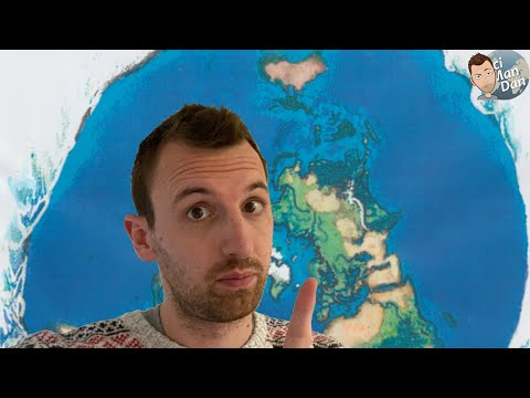 Flat Earther Gets Busted Over Pitiful Map!! thumbnail