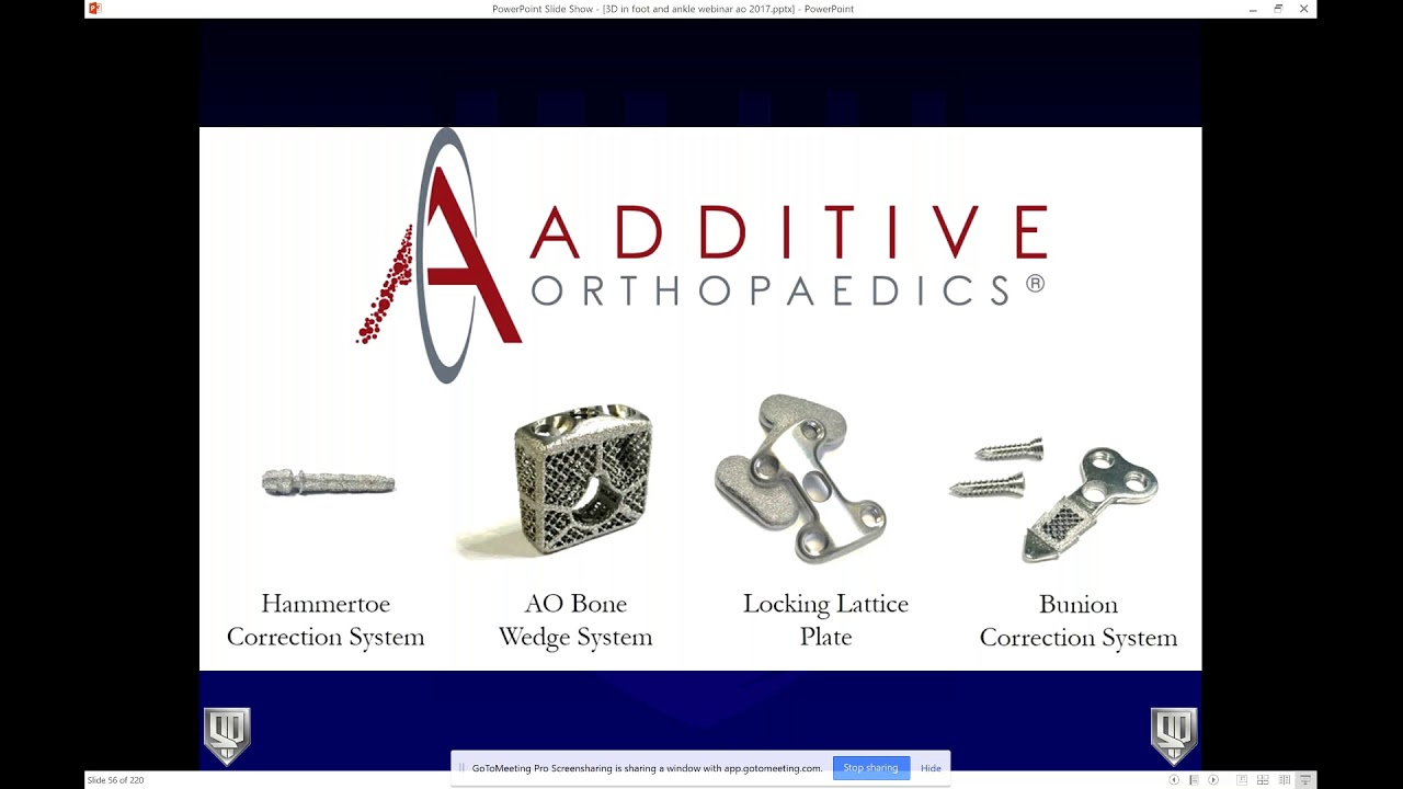 3D Printing Applications in Medical Device  Dr  Selene Parekh