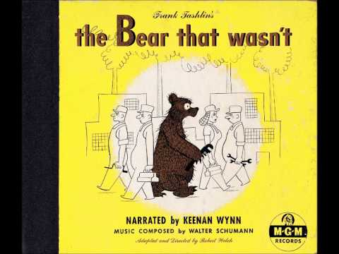 The Bear That Wasn't - 1947 - 78rpm Record